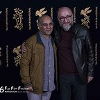 عکس جشنواره ای فیلم سینمایی سرو زیر آب با حضور رضا بهبودی و سیاوش چراغیپور