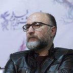 نشست خبری فیلم سینمایی سرو زیر آب با حضور رضا بهبودی