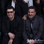 عکس جشنواره ای فیلم سینمایی تنگه ابوقریب با حضور علی سلیمانی و جواد عزتی