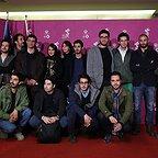 فرش قرمز فیلم سینمایی من با حضور مانی حقیقی، سعید سعدی، امیر جدیدی، بهنوش بختیاری و سهیل بیرقی