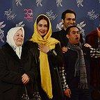 رابعه مدنی، بازیگر سینما و تلویزیون - عکس جشنواره