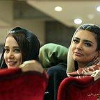 عکس جشنواره ای فیلم تلویزیونی خجالت نکش با حضور الناز حبیبی و لیندا کیانی