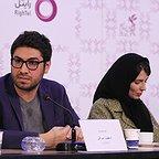 نشست خبری فیلم سینمایی من با حضور لیلا حاتمی و سهیل بیرقی