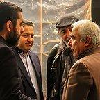 پشت صحنه فیلم سینمایی خانهای در خیابان چهل و یکم به کارگردانی حمیدرضا قربانی