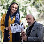 پشت صحنه سریال تلویزیونی ممنوعه با حضور امیر جعفری و بهاره افشاری