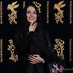 عکس جشنواره ای فیلم تلویزیونی خجالت نکش با حضور الناز حبیبی