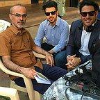 پشت صحنه فیلم سینمایی سلام بمبئی با حضور قربان محمدپور و محمدرضا گلزار