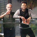 پشت صحنه فیلم سینمایی سلام بمبئی با حضور قربان محمدپور و بنیامین بهادری