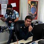 پشت صحنه فیلم سینمایی تارات با حضور مهدی امینیخواه