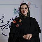 عکس جشنواره ای فیلم تلویزیونی خجالت نکش با حضور شبنم مقدمی