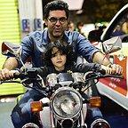 پشت صحنه فیلم سینمایی چهارراه استانبول با حضور مصطفی کیایی