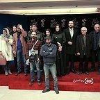 فرش قرمز فیلم سینمایی ایتالیا ایتالیا با حضور سید فرید سجادی حسینی، جهانگیر میرشکاری، حامد کمیلی، سارا بهرامی و درنا مدنی