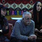 پشت صحنه فیلم سینمایی فصل نرگس با حضور عبدالله اسکندری