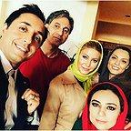 پشت صحنه فیلم سینمایی مشکل گیتی به کارگردانی بهرام کاظمی