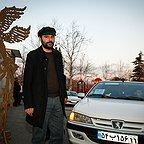 عکس جشنواره ای فیلم سینمایی خانهای در خیابان چهل و یکم با حضور علی مصفا