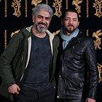 عکس جشنواره ای فیلم سینمایی چهارراه استانبول با حضور بهرام رادان و مهدی پاکدل