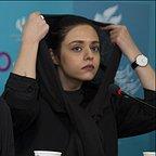 سوگل خلیق، بازیگر سینما و تلویزیون - عکس مراسم خبری