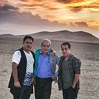 پشت صحنه سریال تلویزیونی مس با حضور رامین راستاد، مرتضی کاظمی و رامین الماسی