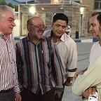 پشت صحنه سریال تلویزیونی مس با حضور مرتضی کاظمی، رامین الماسی و سیامک اسفندیاری