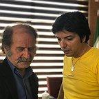 پشت صحنه سریال تلویزیونی مس با حضور فرجالله گلسفیدی و عبدالرضا صادقیجهانی
