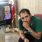 پشت صحنه سریال تلویزیونی مس با حضور مجید مشیری