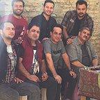 پشت صحنه سریال تلویزیونی مس با حضور کیانوش گرامی، رامین راستاد، رامین الماسی و محمد حسنزاده