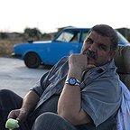پشت صحنه سریال تلویزیونی مس با حضور کیانوش گرامی