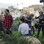 پشت صحنه سریال تلویزیونی مس با حضور مرتضی کاظمی و رامین الماسی