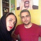 پشت صحنه فیلم سینمایی ایتالیا ایتالیا با حضور حامد کمیلی و فائزه علوی