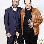 محمدحسین مهدویان، کارگردان و نویسنده سینما و تلویزیون - عکس جشنواره