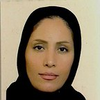 تصویری شخصی از بنفشه کشاورز میرزا محمدی، مسئول جلوههای ویژه میدانی سینما و تلویزیون
