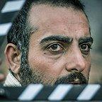 پشت صحنه فیلم سینمایی راه رفتن روی سیم با حضور حامد کمیلی