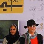 کامبوزیا پرتوی، نویسنده و کارگردان سینما و تلویزیون - عکس جشنواره