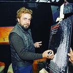 یعقوب غفاری، تدوینگر و بازیگر سینما و تلویزیون - عکس جشنواره