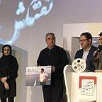 اکران افتتاحیه فیلم سینمایی به وقت شام با حضور ابراهیم حاتمیکیا