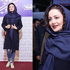 شیلا خداداد، بازیگر سینما و تلویزیون - عکس جشنواره