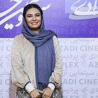 عکس جشنواره ای فیلم تلویزیونی خجالت نکش با حضور لیندا کیانی