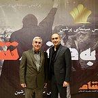 اکران افتتاحیه فیلم سینمایی به وقت شام با حضور ابراهیم حاتمیکیا و هادی حجازیفر