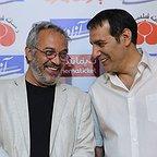 اکران افتتاحیه فیلم سینمایی به وقت خماری با حضور محمدحسین لطیفی و بهنام تشکر