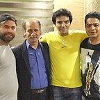 پشت صحنه سریال تلویزیونی مس با حضور فرجالله گلسفیدی، رامین الماسی و عبدالرضا صادقی جهانی