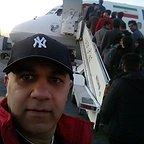 تصویری شخصی از وحید عبداللهزاده، بازیگر سینما و تلویزیون