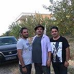 پشت صحنه سریال تلویزیونی مس با حضور کیانوش گرامی و رامین الماسی