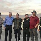 پشت صحنه سریال تلویزیونی مس با حضور کیانوش گرامی، رامین راستاد و مرتضی کاظمی