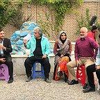 پشت صحنه سریال تلویزیونی مس با حضور سیروس میمنت، مجید مشیری، رامین الماسی و عبدالرضا صادقی جهانی