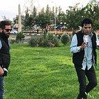 پشت صحنه سریال تلویزیونی مس با حضور عبدالرضا صادقیجهانی