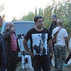 پشت صحنه سریال تلویزیونی مس با حضور رامین راستاد و رامین الماسی