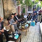 پشت صحنه سریال تلویزیونی مس با حضور عبدالرضا صادقی جهانی