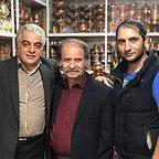 پشت صحنه سریال تلویزیونی مس با حضور فرجالله گلسفیدی و مرتضی کاظمی