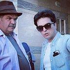 پشت صحنه سریال تلویزیونی مس با حضور کیانوش گرامی و عبدالرضا صادقی جهانی