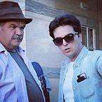 پشت صحنه سریال تلویزیونی مس با حضور کیانوش گرامی و عبدالرضا صادقیجهانی
